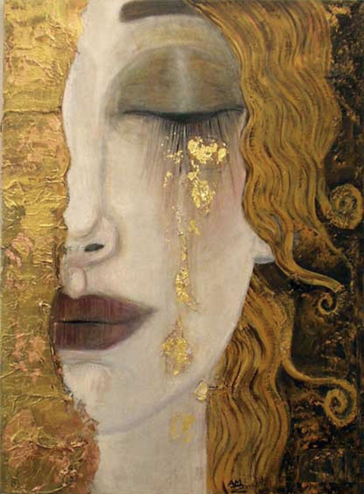 златни сълзи