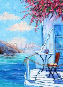гръцко-лято