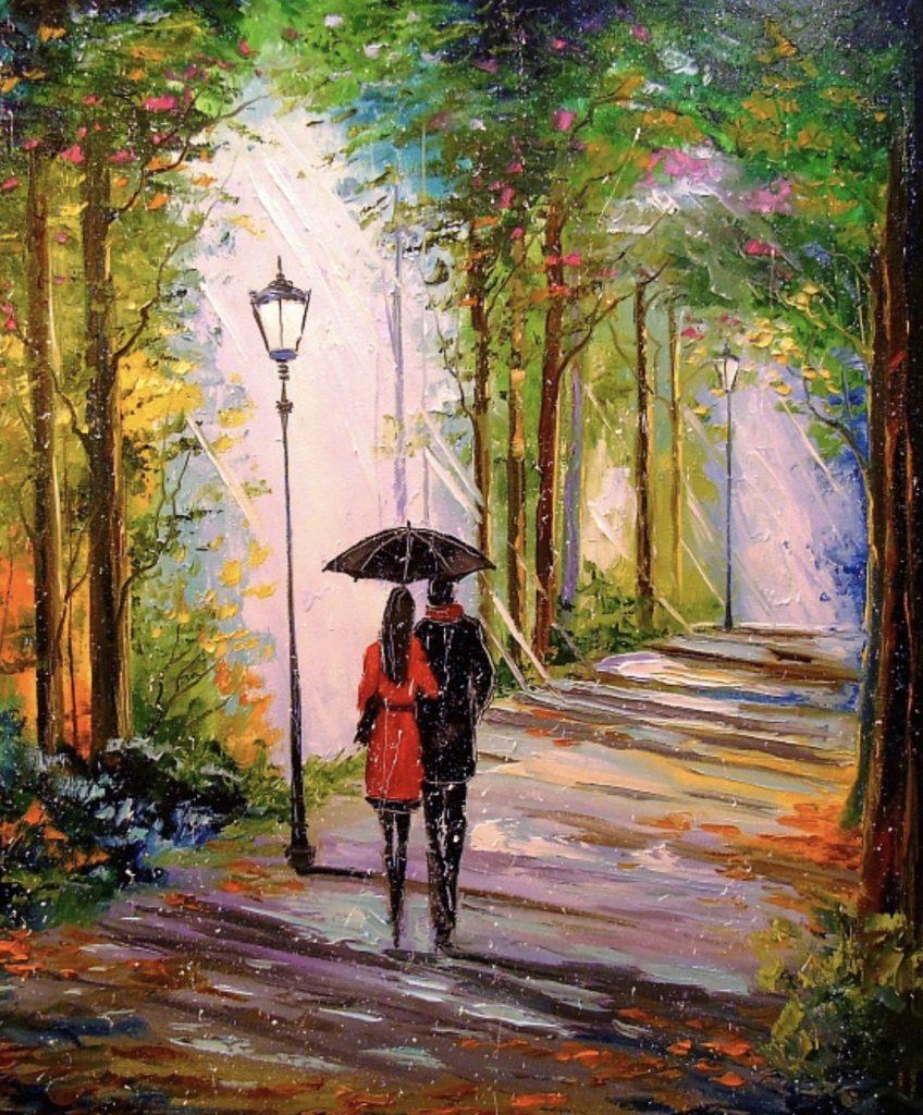разходка-под-дъжда