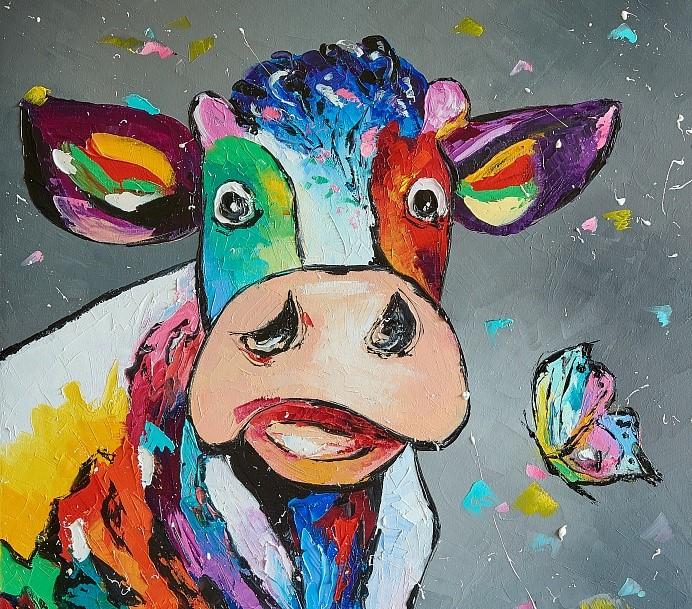 цветна-крава