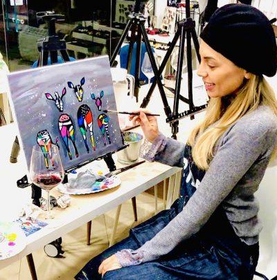 рисуване-и-вино