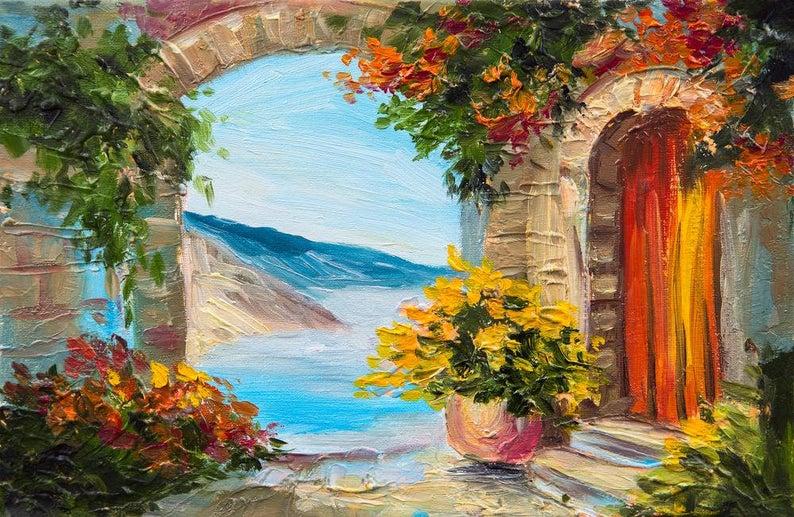 средиземноморска-гледка